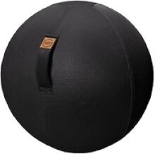 SITTING BALL MESH Sitzball schwarz 65,0 cm