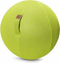 Sitting Ball Sitzball Mesh grün ca.65cm