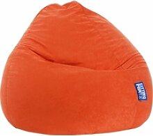 Sitting Point Sitzsack EASY XXL orange