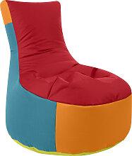 Sitting Point Sitzsack Harlekin Swing B/H/T: 65 cm