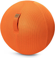 SITZBALL Netz Uni Orange