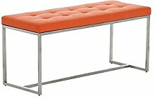 Sitzbank Barci orange