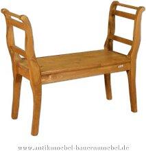 Sitzbank Holzbank Hocker Klavierbank Gartenbank