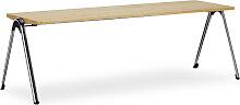 Sitzbank ITS Legs 130 x 45 cm stapelbar Auswahl