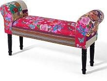 Sitzbank Luana, pink