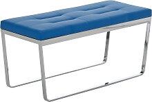 Sitzbank Lusano-blau