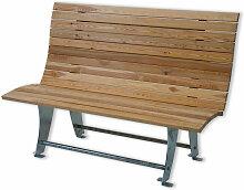 Sitzbank mit Lehne FORST 150, Gartenbank