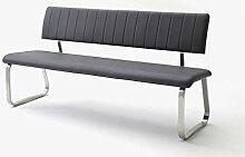 Sitzbank mit Rückenlehne, Küchenbank, Sitzbank