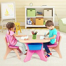 Sitzgruppe Kinder, 3tlg. Kindersitzgruppe,