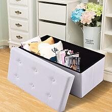 Sitzhocker Aufbewahrungsbox Sitzbank Sitzbox