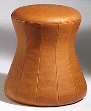 Sitzkegel Löffler Fungo 2 Leder braun