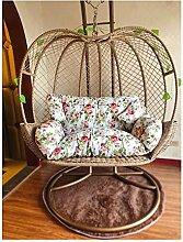 Sitzkissen Bequemes Korbsessel Sessel,Hängende