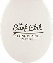Sitzplatz 40376 4 Sitz Surfclub, Toilettensitz,