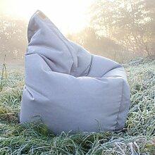 Sitzsack 'Meadow Plus', cool-grey