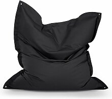 Sitzsack 'Meadow Plus', schwarz
