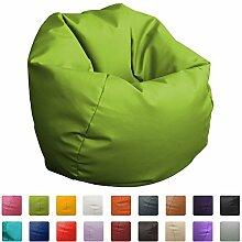 Sitzsack 60cm Durchmesser (grün)