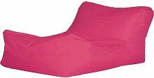 Sitzsack Alpen Home Farbe: Pink