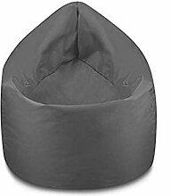 Sitzsack Beanbag Drop Shape Birnenformig 21 Farben
