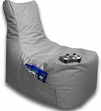 Sitzsack Big Gamer Sessel mit EPS Sytropor