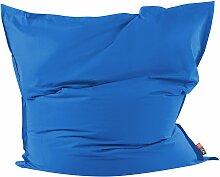 Sitzsack Blau 180 x 230 cm Indoor Outdoor Stark
