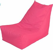 Sitzsack Brayden Studio Farbe: Pink