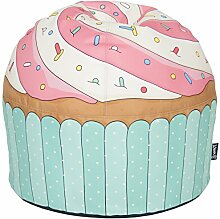 Sitzsack Cupcake