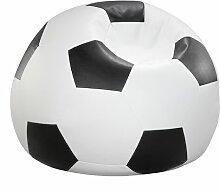Sitzsack Fußball Ebern Designs