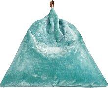 Sitzsack in Mint 100x100cm 'Lilia'