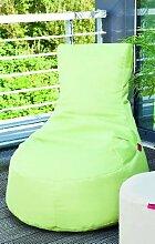Sitzsack Outbag Slope Kollektion Plus in Limone