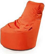 Sitzsack Outbag Slope XS Kollektion Plus in Orange