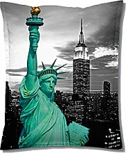 """Sitzsack Sitzkissen Bodenkissen Tobekissen Relaxkissen Kissen """"Superbag II"""" (New York)"""