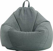 Sitzsack Stuhlbezug Sofa Couch Abdeckung ohne