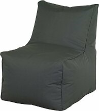 Sitzsack von XMC Pazzel Relax Oxford in der Farbe Grey 15