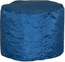 Sitzsack von XMC Pouf Optilon in der Farbe Blue 03