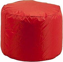 Sitzsack von XMC Pouf Optilon in der Farbe Red 02