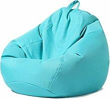 Sitzsackhülle, Sitzsack Stuhlbezug 600D PVC Tuch