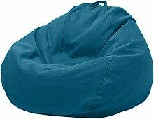 Sitzsackhülle, Sitzsack Stuhlbezug Sofa Einfarbig