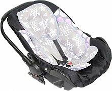 Sitzverkleinerer - GALAXIS- Baumwolle Baby Kind