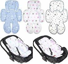 Sitzverkleinerer - Star- Baumwolle Baby Kind für