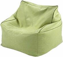 Sitzwürfel Lena (Farbe: limone, Größe: 50 cm)