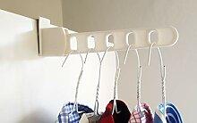 Sivoss Bügelhilfe - Hemdenbügel - Hemdenhalter -