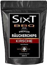 Sixt-BBQ I Räucherchips Kirsche Premium I