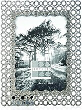 Sixtrees Webb Bilderrahmen, Metall, antik silber