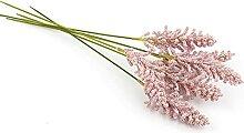 SJHQ Gefälschte Blume 6 Teile/Paket künstliche