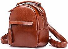 SJMMBB Neue Antike Double Shoulder Bag