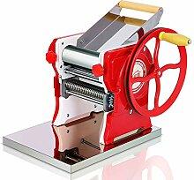 SJTL Nudelmaschine, Pastamaschine aus Edelstahl,