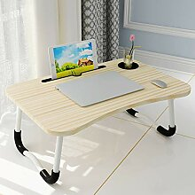 SJUAN Laptop-Betttisch, Notebook-Tisch im