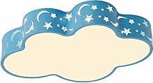SJUN Leuchten für Kinder LED Kinderlampe Cloud
