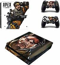 SJYMKYC Apex Legends PS4 Slim Aufkleber Skin Für