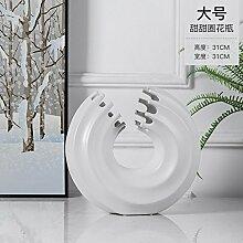 Sjzgd Keramik Blume/Ornament Dekoration/Wohnzimmer
